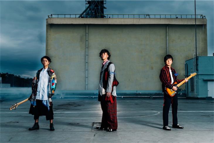 RADWIMPS、新曲「カタルシスト」が2018フジテレビ系サッカー テーマ曲に決定!