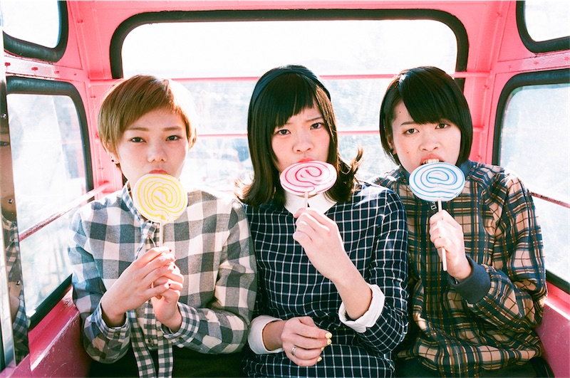 SHISHAMO、サードアルバム「SHISHAMO 3」の曲名などを含む詳細を発表!