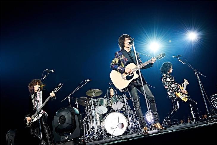 THE YELLOW MONKEY、約17年ぶりの東京ドーム公演二日間で10万人を魅了!