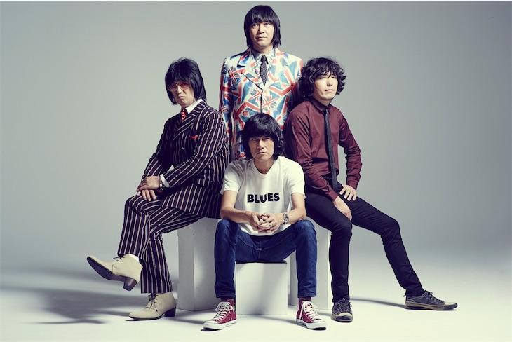 THE COLLECTORS、初ワンマンの完全再現ライブを新宿JAMで開催!