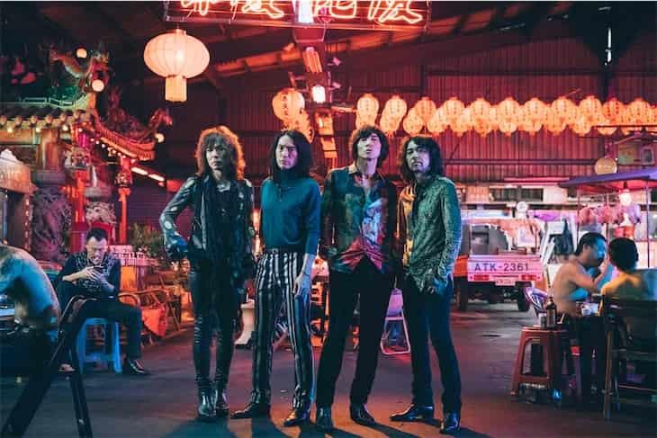 THE YELLOW MONKEY、新曲「天道虫」が本日より配信スタート&Music Videoも公開!