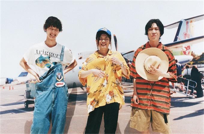 Tempalay、ニューアルバム『from JAPAN 2』収録の新曲「かいじゅうたちの島(Short Ver.)」CM映像を公開!