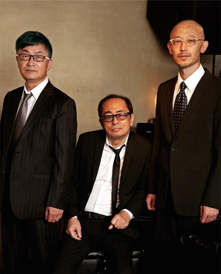 大野雄二率いるLUPINTICレーベル、異例の2017年3作目は5年ぶりトリオの極上ジャズアルバム!