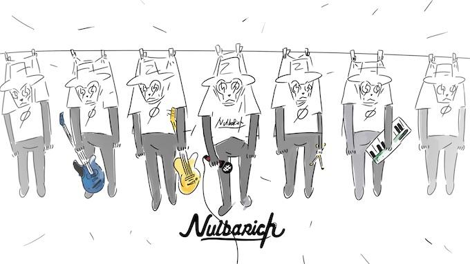 Nulbarich、ライブにFM802リスナー200組400名をご招待!番組で生中継も決定!