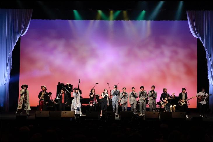 一青窈デビュー15周年記念アニバーサリーLIVE東京国際フォーラムで開催!