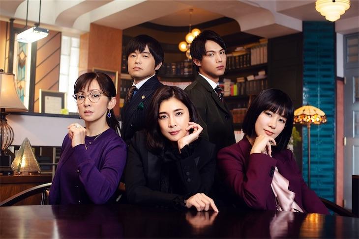 ドラマ「スキャンダル専門弁護士 QUEEN」主題歌はYUKI、オープニングテーマには新人シンガーソングライターmiletに決定!