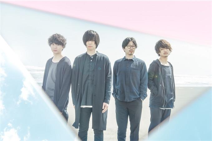 androp、東名阪対バンツアーにFLOWER FLOWER、フジファブリック、吉田一郎不可触世界が決定!