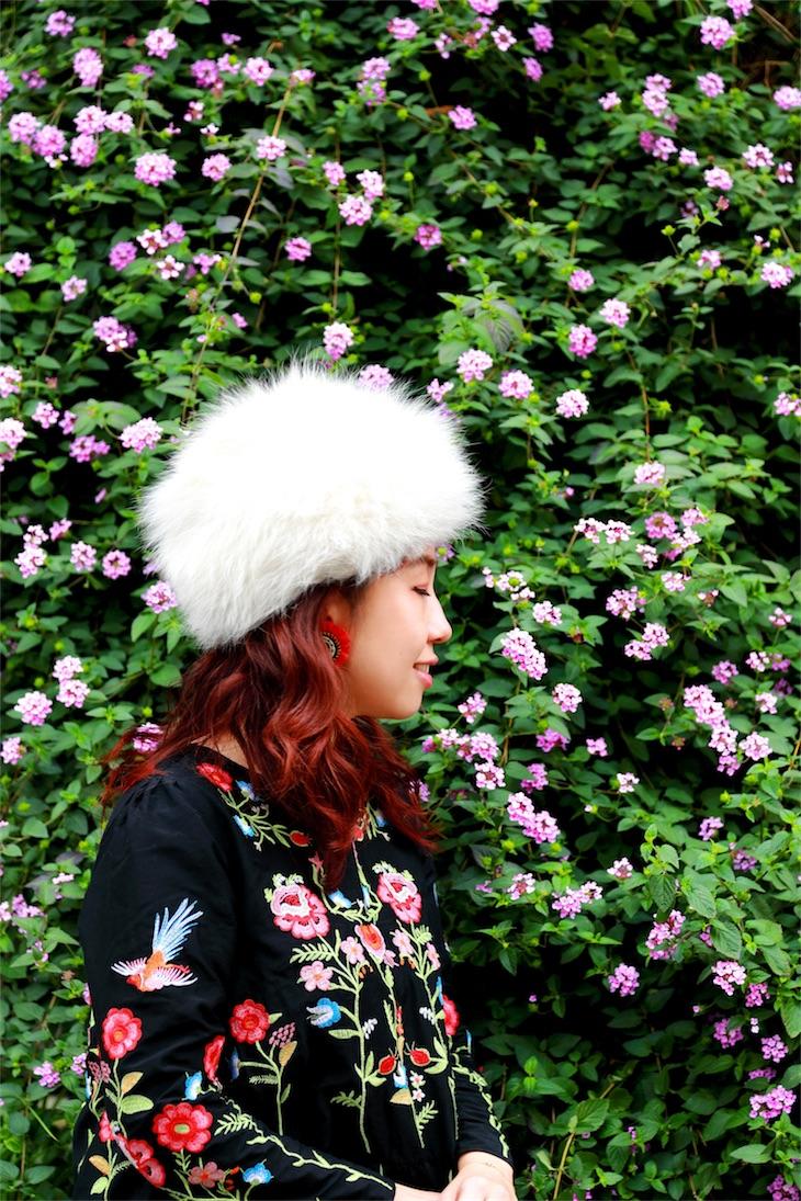 asuka ando、ニューアルバム『あまいひとくち』のNONCHELEEEの制作によるカヴァーアートと最新アーティスト写真を公開!