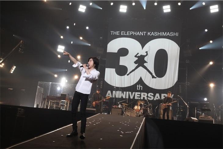 エレファントカシマシ、30周年ツアーファイナルで新曲「Easy Go」を初披露!さらにサプライズ発表も!