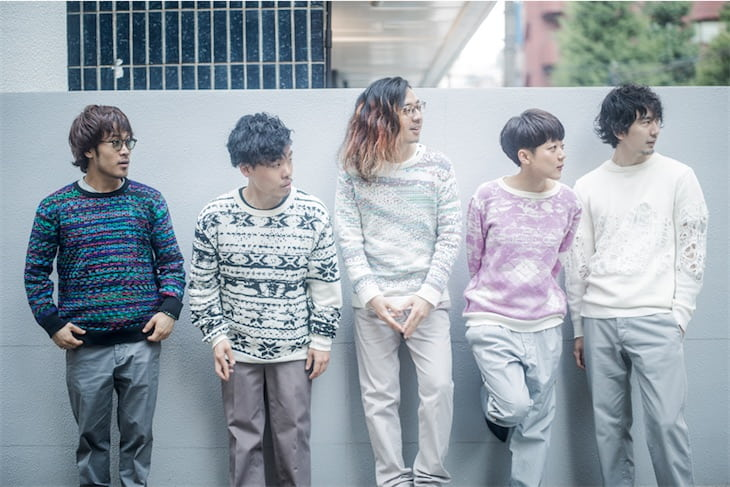 CRCK/LCKS、最新アルバムから第一弾MV「No Goodbye」公開!