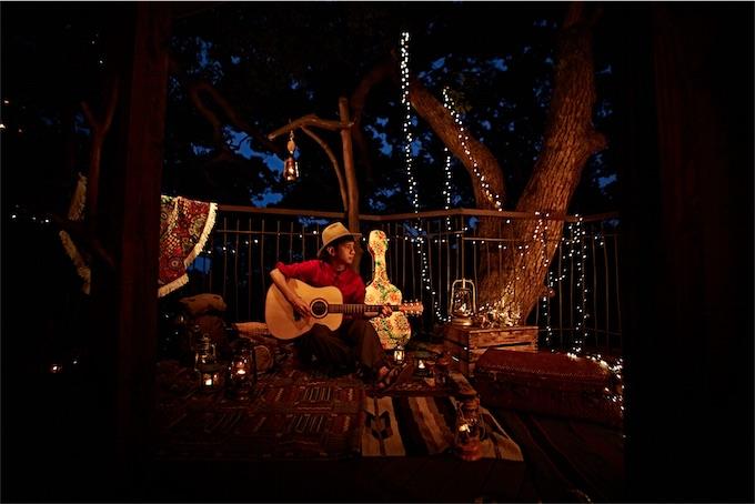 ダイスケ、コンセプトミニアルバム「Acoustic Journey Tayutai」のリリースを発表!