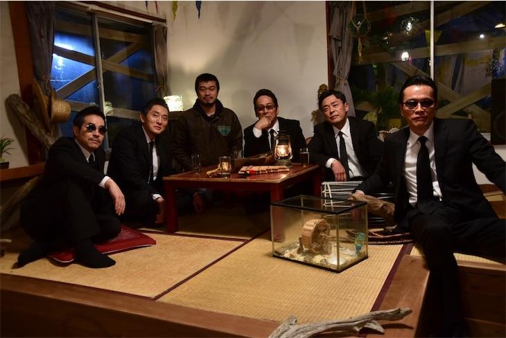 竹原ピストル、新曲「ゴミ箱から、ブルース」が人気ドラマ「バイプレイヤーズ」のエンディングテーマに決定!