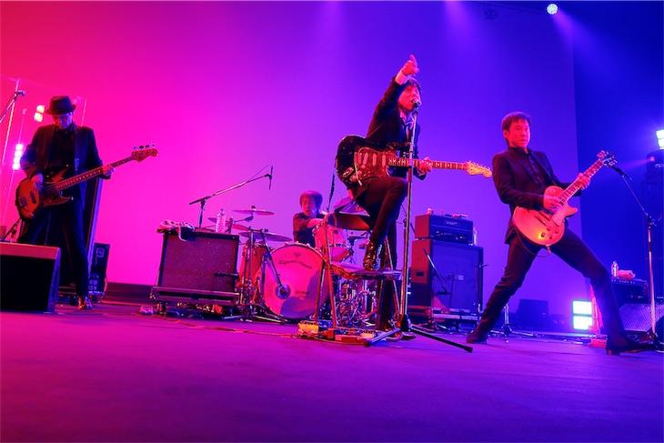 エレファントカシマシ、日本中に感動を与えたNHKホールに早くも凱旋!毎年恒例の新春ライブ開催!