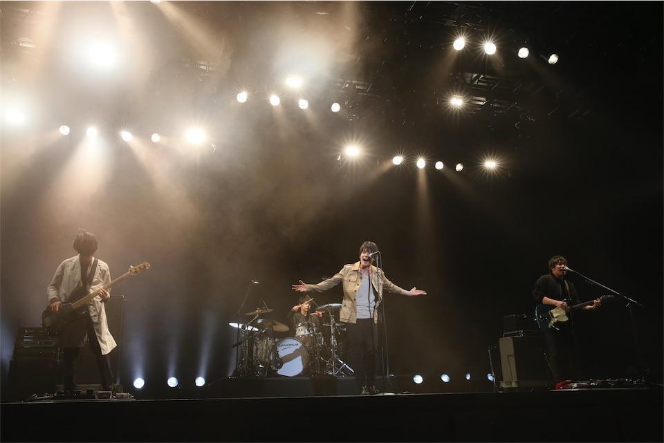 flumpool、サクラダリセット公開直前イベントで「ラストコール」生披露のサプライズ!