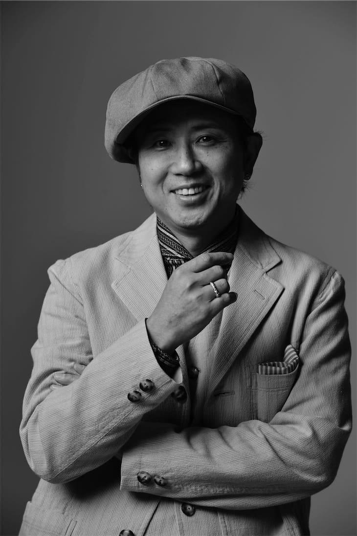藤井フミヤ、10人の演奏家で奏でる「十音楽団」全国ツアー決定!