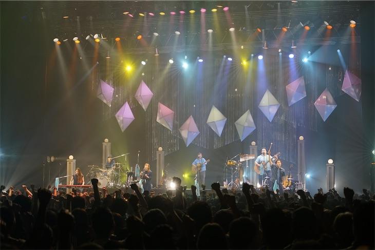 Goose house、大阪で感動のツアーファイナル!