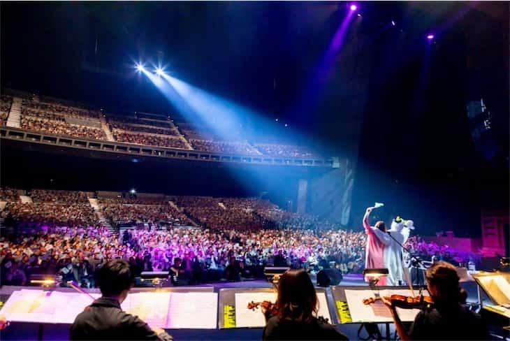 半崎美子、自身初の東京国際フォーラムホールAでのコンサートで5000人の観客を魅了!