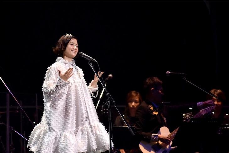 原田知世、デビュー35周年記念ツアー千秋楽公演を開催!アンコールでは誕生日のサプライズも!