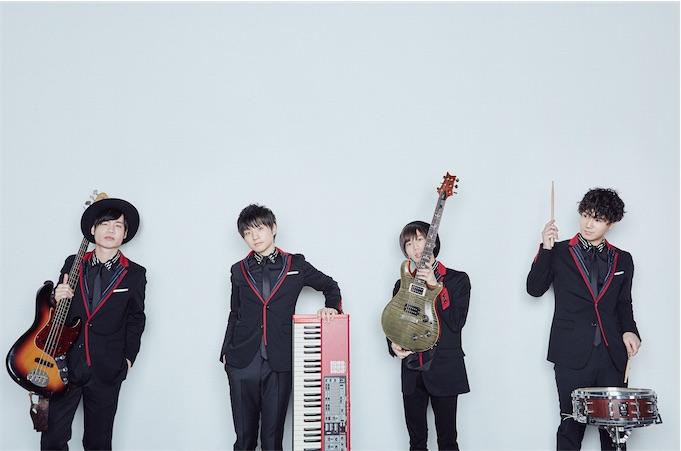 ヒゲダン、4月23日開催の渋谷duoフリーライブをLINE LIVEで生中継!