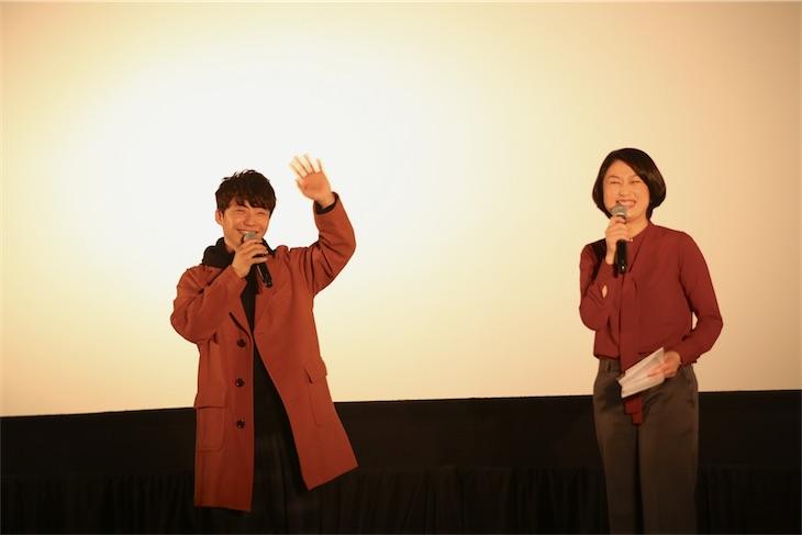 星野 源、プレミア試聴会が本人登場のサプライズで大盛り上がり!