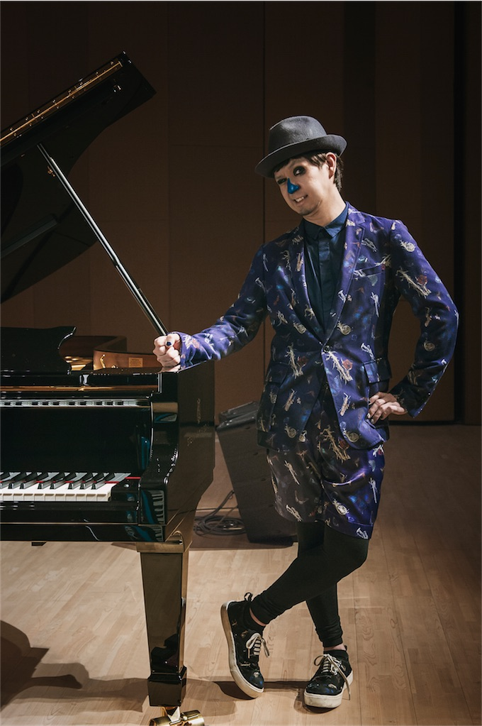 H ZETT M、約4年半ぶりピアノソロアルバム発表!独演会も決定!