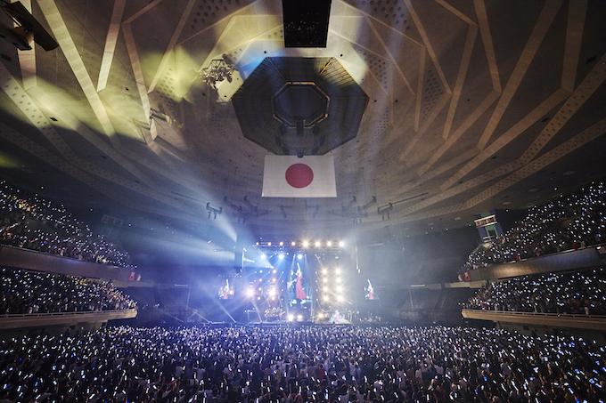 家入レオ、初の日本武道館公演で幻の楽曲「I promise you」を初披露!