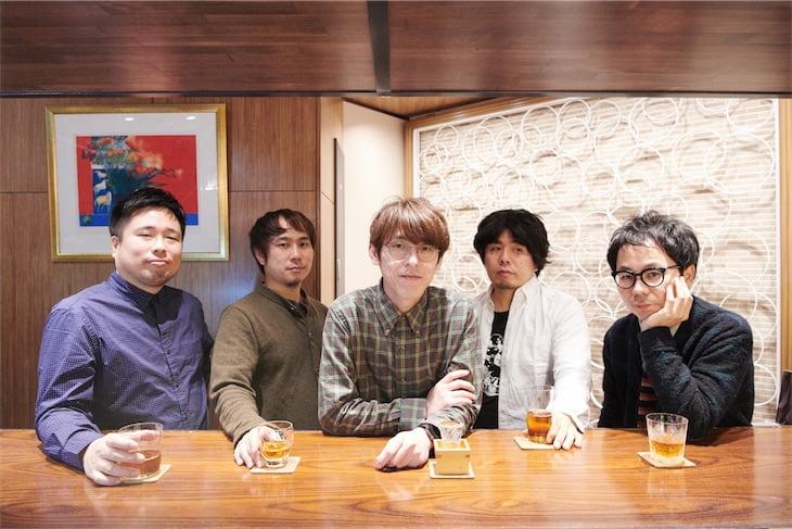 キンモクセイ 伊藤俊吾、ソロ2nd Albumリリース記念バンド編成ツアー開催を発表!