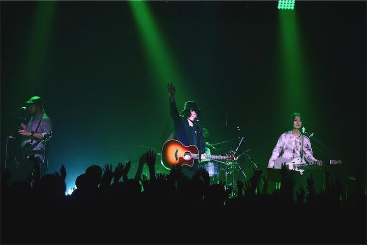 上北健、2度目の韓国ソウル単独公演は大熱狂!そして自身の過去を語る舞台で観客を魅了!