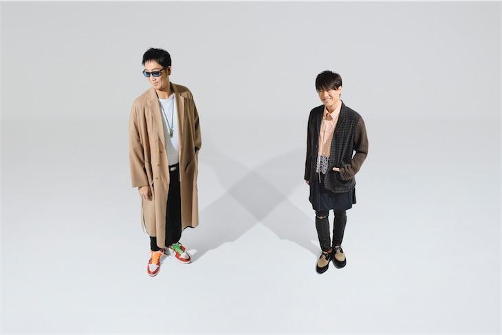 コブクロ、ニューシングル「ONE TIMES ONE」全貌解禁!