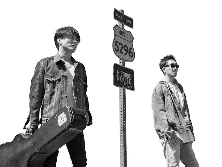コブクロ、20周年記念ソング「晴々」ミュージックビデオ完成!