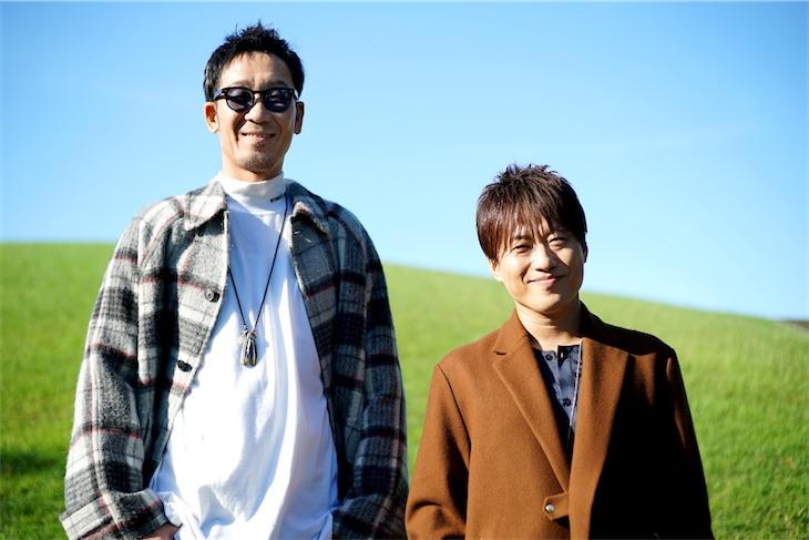 コブクロ、ドキュメンタリー番組「情熱大陸」出演決定!