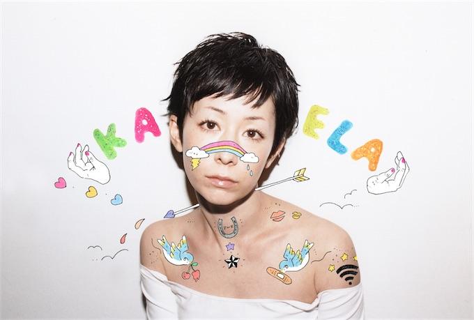 木村カエラ、東京国際フォーラム公演、MTVアンプラグド公演の映像商品発売決定!