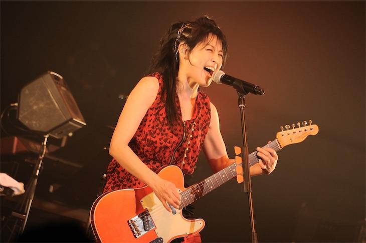 岸谷香、一青窈、Little Glee Monsterらミュージシャン、震災復興応援ライブを実施!