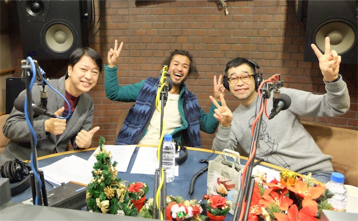 特別番組「めざせ世界一のクリスマスツリーPROJECT with 槇原敬之」オンエア決定!