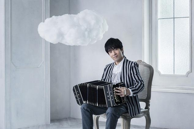 バンドネオン奏者 小松亮太、三鷹の森ジブリ美術館でサプライズイベントを開催!