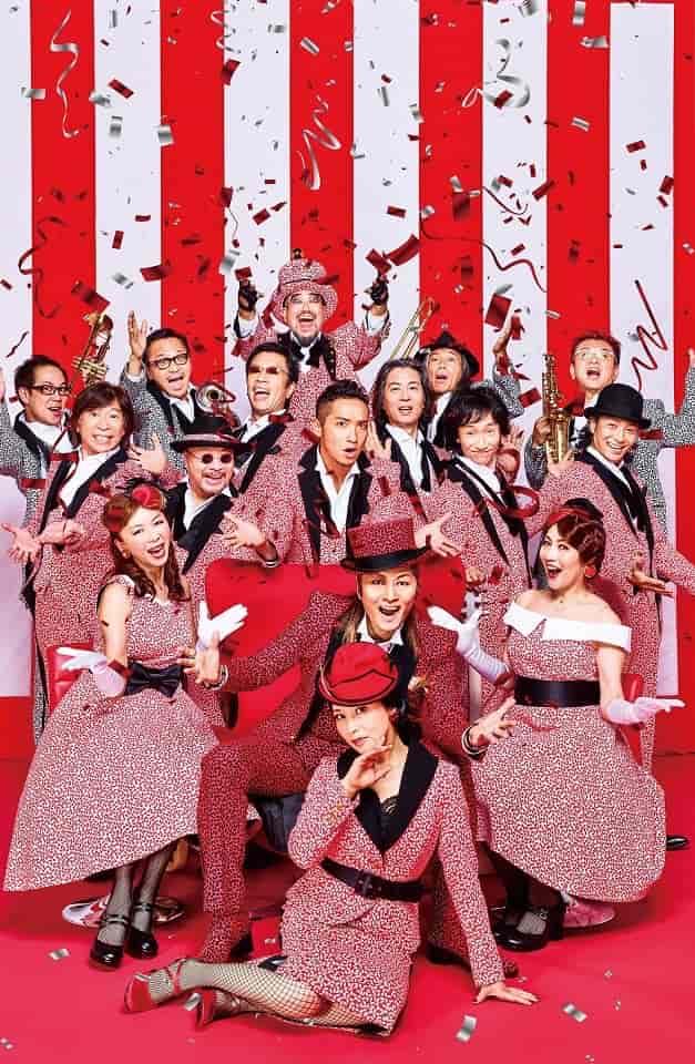 米米CLUB、昨年大好評だった全国ホールツアーが2019年に開催決定!