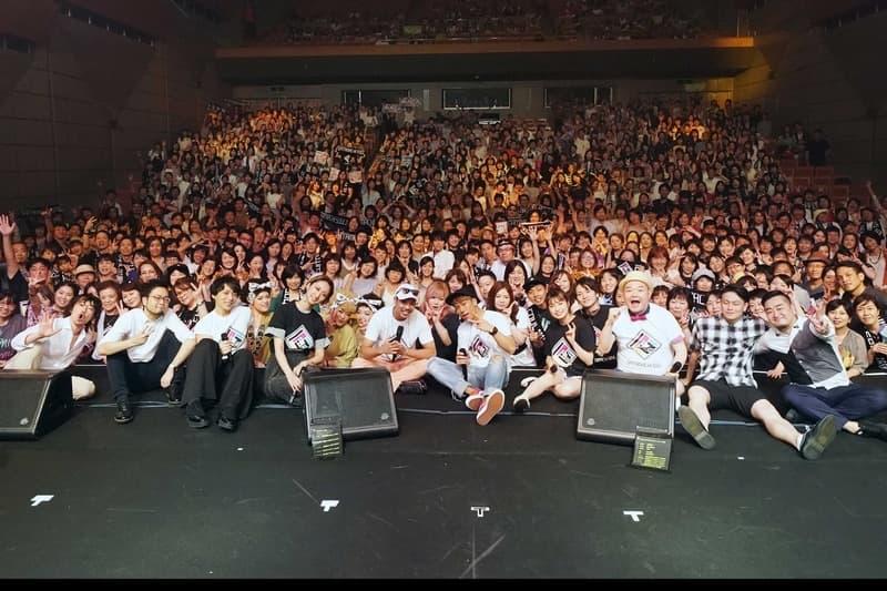 川畑 要(CHEMISTRY)、ステージにも客席にも笑顔が溢れた初主催イベント「下町SOUL2018」ピアノの弾き語りも初披露!