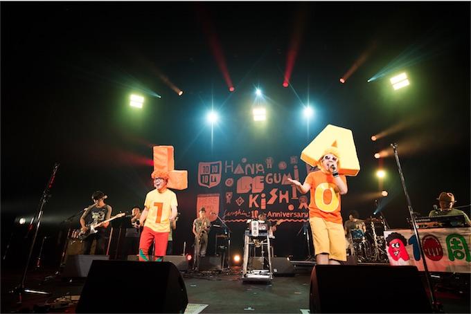 ハナレグミ&レキシ、カップリングツアーが大盛況で幕! 来春ハナレグミのライブハウスツアーも決定!