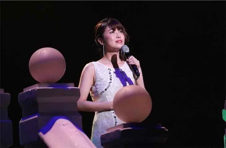 新妻聖子、今年のコンサートツアーを締めくくる満員御礼のBunkamuraオーチャードホール!