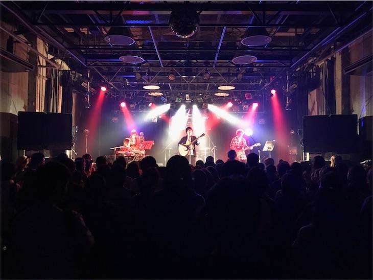 松室政哉、満員御礼の大阪MINAMI WHEELにてメジャーデビュー曲「毎秒、君に恋してる」披露!iTunesにて先行配信もスタート!