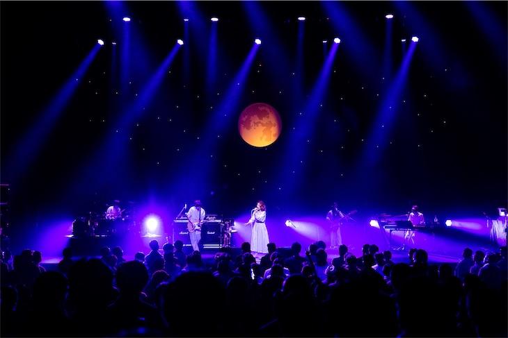 moumoon、中秋の名月ライブを開催!セットリストは即プレイリストとして公開中!