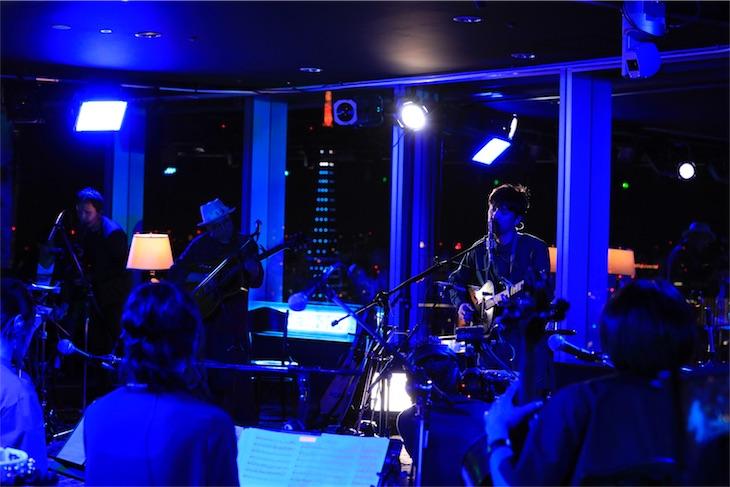 森山直太朗、『YouTube Music Night with J-WAVE BAR』に出演!ニューアルバム『822』からの新曲など披露!