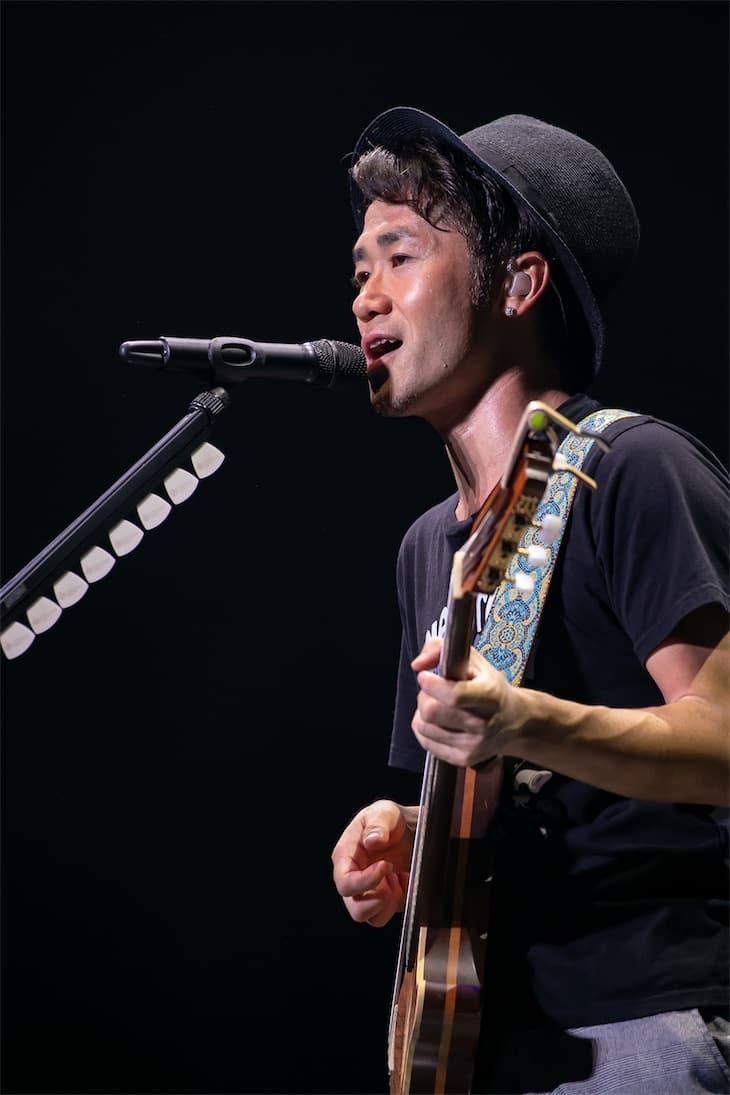 ナオト・インティライミ、日本武道館単独公演で「Start To Rain」初披露!新曲「Sing a song」配信スタート!