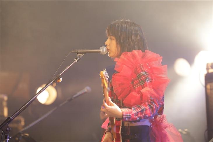 【音楽】のん、ジュディマリやフジファブ、RCなどのカバー含む15曲をプレイ! クリスマスの横浜赤レンガに参上 ->画像>51枚