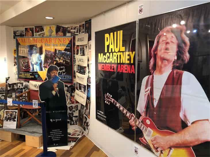ポール・マッカートニー来日記念「WE LOVE PAUL! 展」開催中!