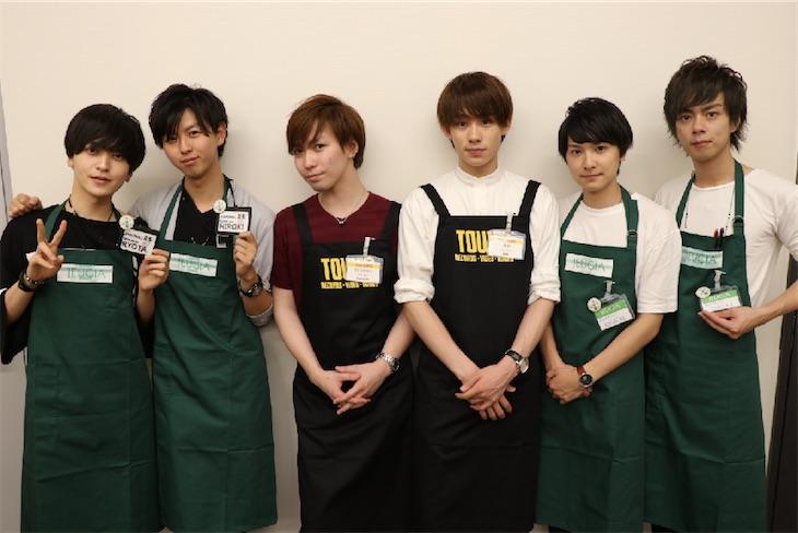 Qyoto、連休最終日に地元京都で1日店長・マネージャーに就任!