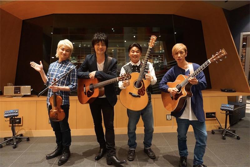 MBSラジオの音楽ファミリーで日本を代表する関西出身のインスト奏者3組、押尾コータロー・DEPAPEPE・NAOTOの豪華な競演が実現!