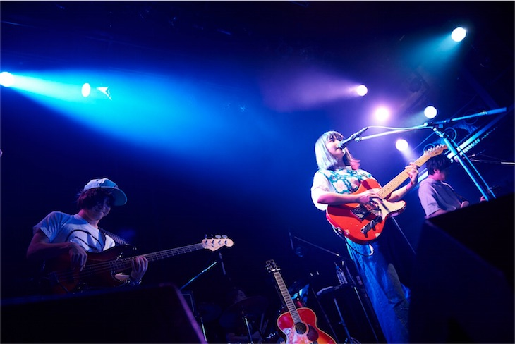 坂口有望、初のバンド編成ワンマンを渋谷WWWで開催!「ソールド出来ず悔しい。必ずビッグになる!」