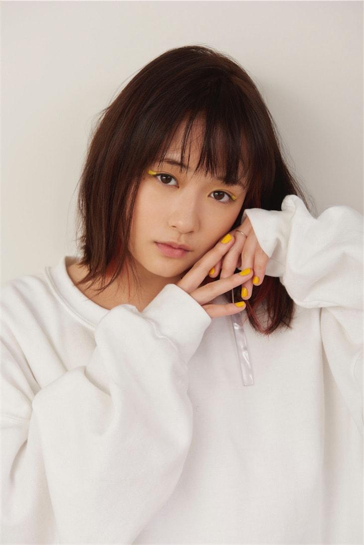 大原櫻子、3rdアルバムリード曲「ツキアカリ」はポップダンスナンバー!ミュージックビデオ初のダンス披露!