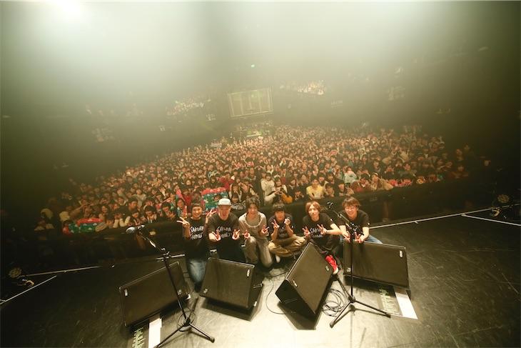さくらしめじ、ELT伊藤一朗と赤坂BLITZにてコラボ!来夏日比谷野音も決定!